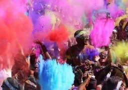 Australia: Annual Color Race was held in Sydney