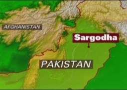 Sargodha: 2 killed in firing at Sahiwal Road in Shahpur