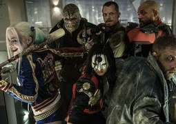 'Suicide Squad' remained first at box office