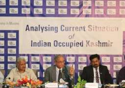 Speaker condemn Indian brutality in Occupied Kashmir