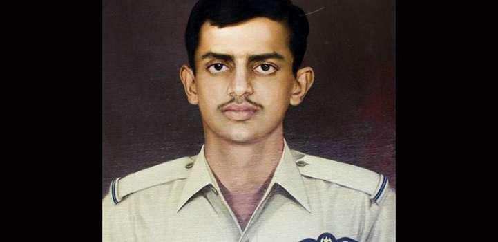 the brave Rashid Minhas sacrificed his life today while protectin ..