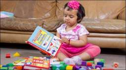 2-year-old girl can name 196 country's capital cities in just 5 minutes