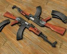 Russia: Kalashnikov models selling Shop opened at Sheremetyevo Airport in Moscow