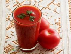 Tomato juice is useful in the melt excess fat and enhances immunity against cancer, said Health Experts