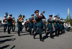 Military Music Festival has begun in Russia