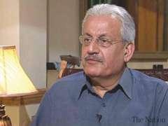 رئيس مجلس الشيوخ الباكستاني يلتقي الأمين العام لجمعية كومنولث البرلمانية