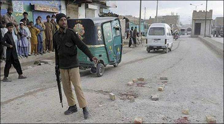 Quetta: Two people killed in attack on rickshaw