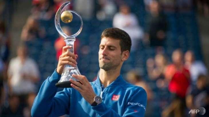 Tennis: Djokovic beats Nishkori to claim Toronto title