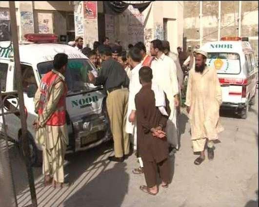 Two Hazara men gunned down in Quetta