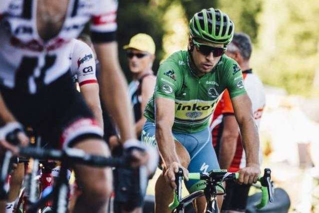 Cycling: World champion Sagan joins BORA for 2017