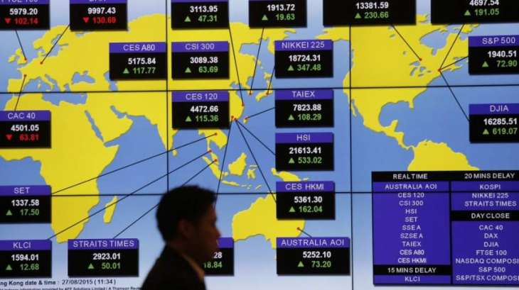 Hong Kong shares end higher on weak US data