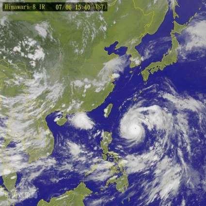 Hong Kong flights cancelled as typhoon Nida approaches