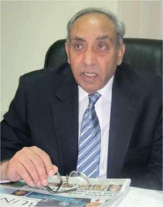 جہانی برادری مقبوضہ کشمیر اٹی بھارتی بیدادی تیا چپ ءِ، ڈاکٹر پرویز اقبال چیمہ