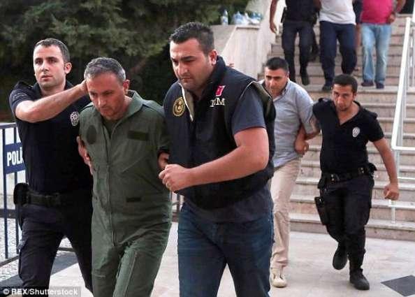 Turkey arrests 11-man 'death squad' over Erdogan hotel raid