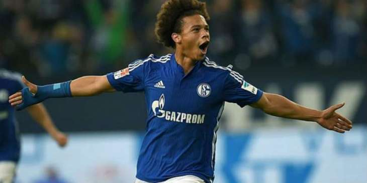 Football: Sane undergoes medical check with Man City