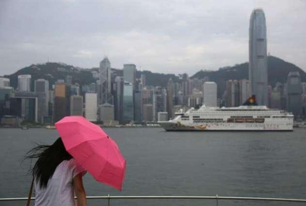 Hong Kong, China flights cancelled as Typhoon Nida approaches