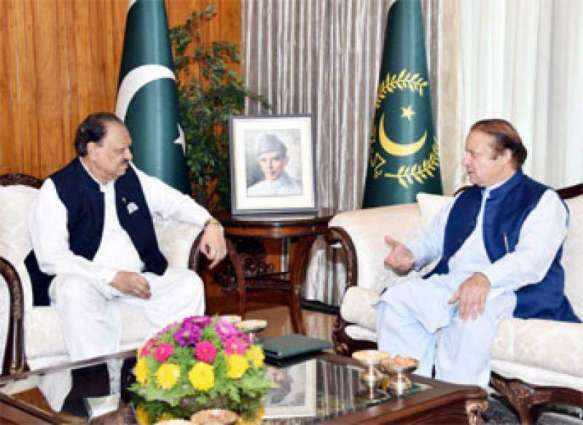President, PM review overall situation, development projects