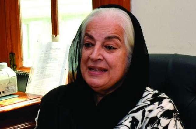 Zakia Shahnawaz chairs Women University Faisalabad syndicate