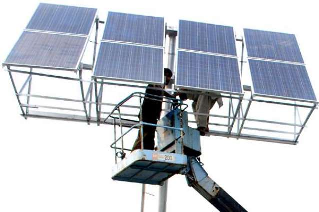 Solar technology help agri, economic growth