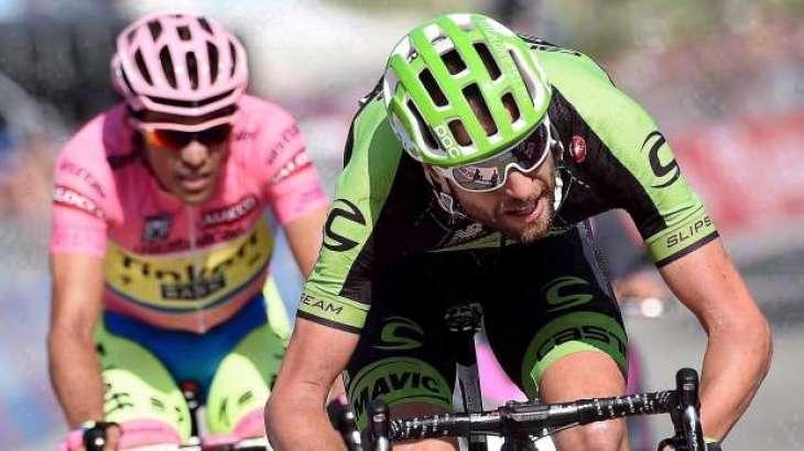 Cycling: Former Giro winner Hesjedal to retire
