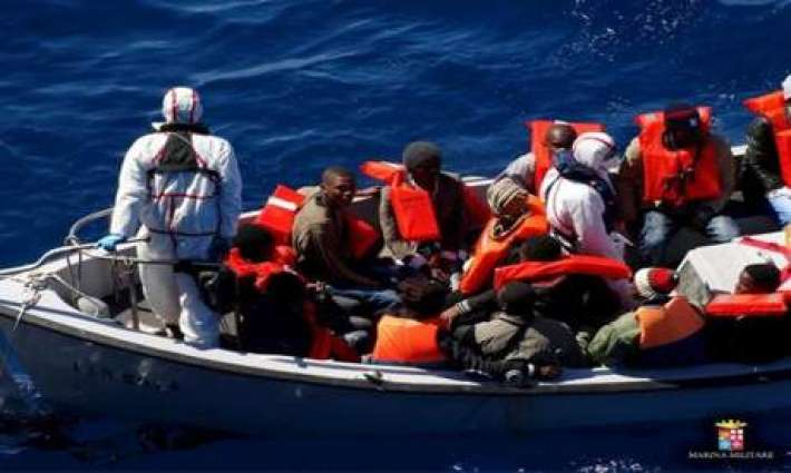 Italy says 8,000 migrants rescued in five days