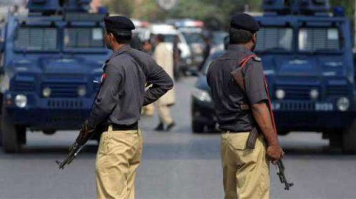 Six suspects held with arms in Bhag