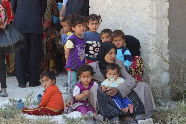 Some 25,000 people displaced by military attacks in Syrian city of Aleppo: UNICEF