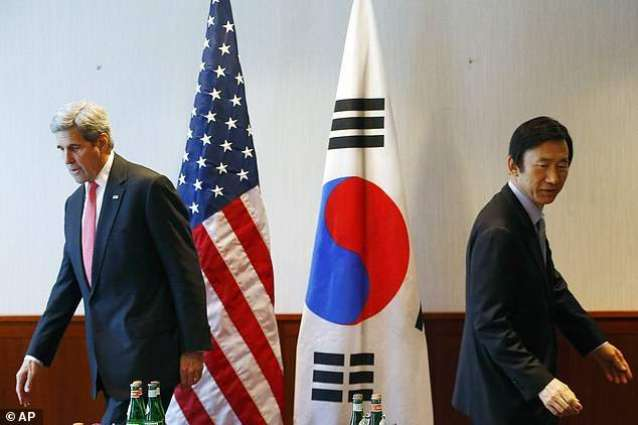 S. Korea's Park gets personal in US missile system row