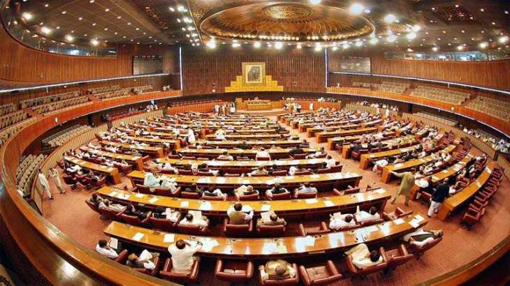 Eight bills introduced in NA