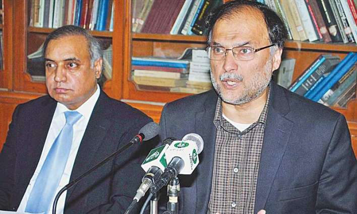 Nutritional problems bigger challenge than terrorism: Ahsan Iqbal
