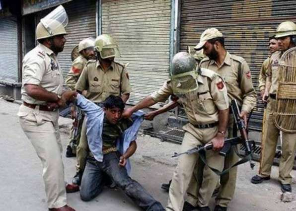 Indian police victimizing IOK traders for supporting Intifada