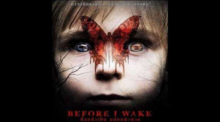 New trailer of American thriller film 'Before I wake' has been released