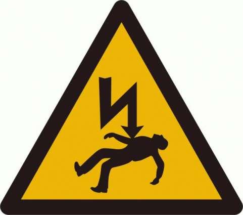 Two labourers electrocuted