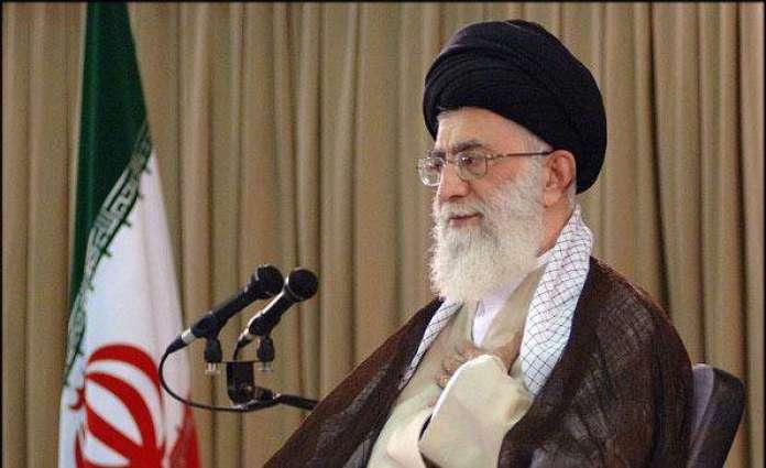 جوہری معاہدے نال ایران تے کوئی فرق نی پیا ،آیت اللہ علی خامنہ ای