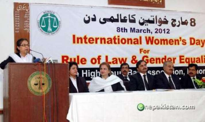 SCBA,IHCBA oppose appointment of women judges on quota basis