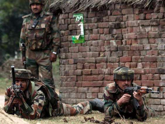 Three militants killed, seven held with arms
