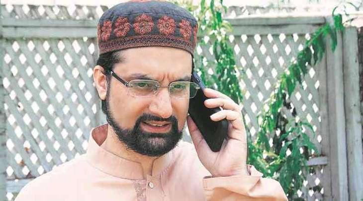 India should read writing on the wall: Mirwaiz