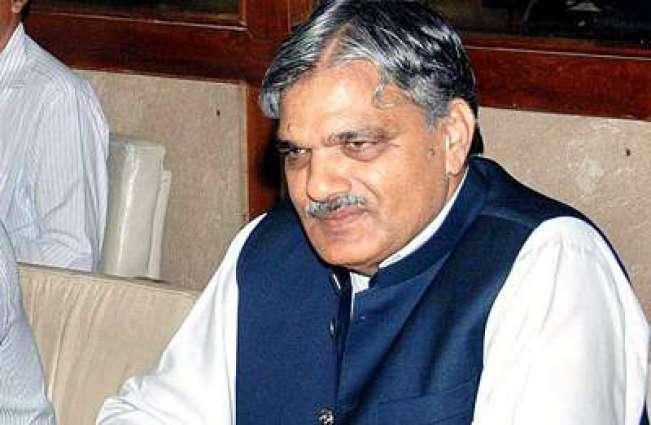 الوزير الباكستاني لشؤون كشمير وجلجت بلتستان يؤكد على ضرورة حل قضية كشمير في ضوء قرارات الأمم المتحدة