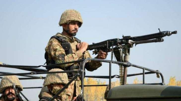 عضو مجلس البرلمان الوطني :تم إعادة الأمن والسلام إلى مدينة كراتشي بسبب عملية أمنية