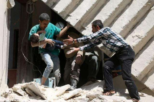 UN calls for end to destruction of hospitals in Syria