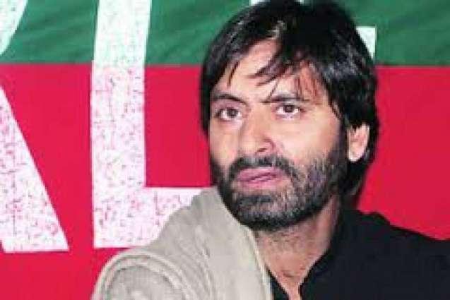 Authorities put ban on meetings with Yasin Malik: JKLF