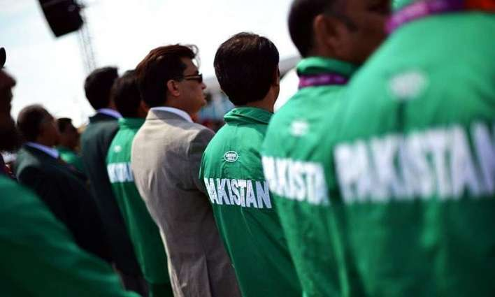 14 -member Pakistan's contingent to participate in Olympics: Pirzada