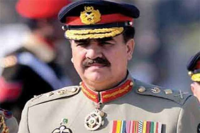 COAS reaches China on a day visit
