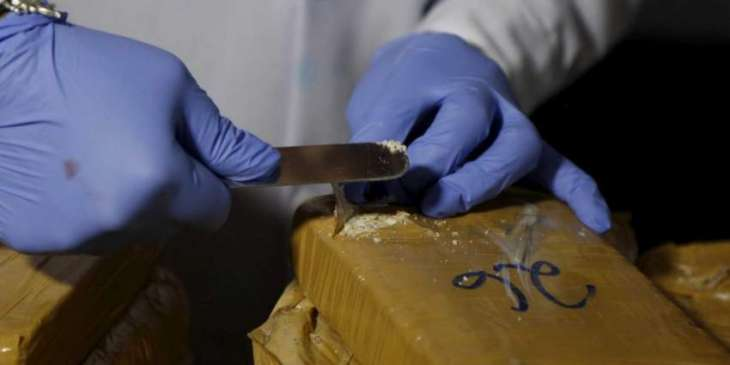 Drug seller held with chars in Pasni