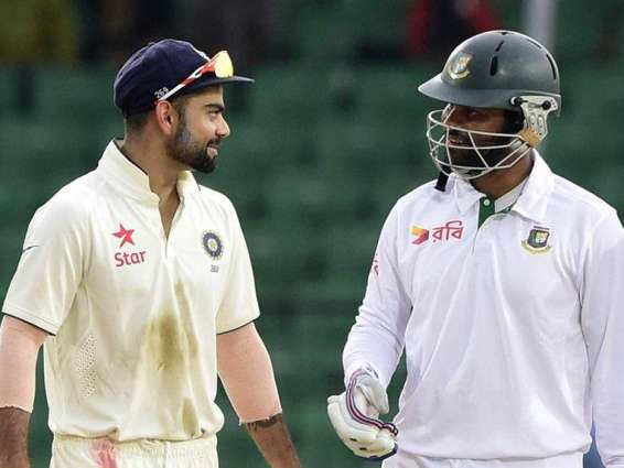 Cricket: India to host Bangladesh Test for first time