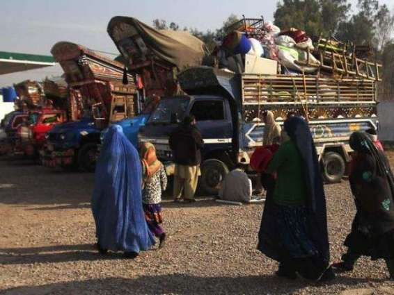 Over 26,355 registered Afghan refugees repatriated this year