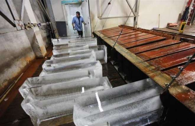 Four water plants, two ice-factories sealed
