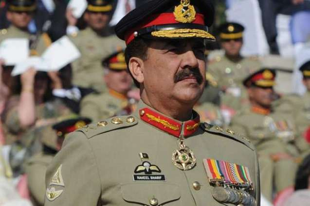 COAS undertakes day long visit to China: witnesses counter terrorism excercise