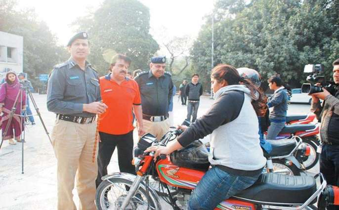 CTO directs AWS to collect video evidence against motorcyclists