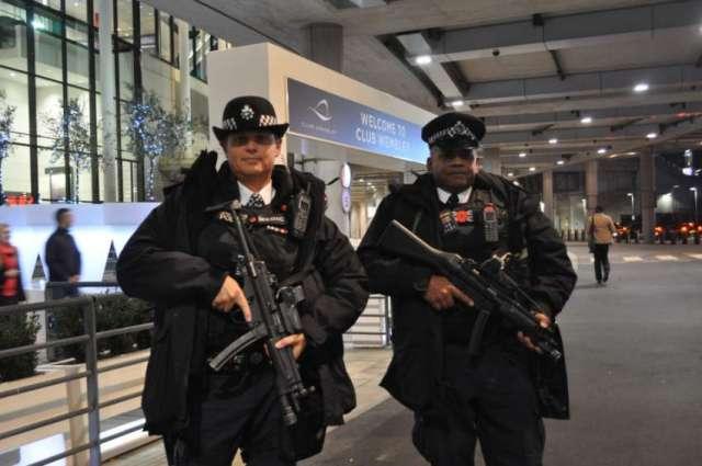 لندن كښې د ترهه ګرۍ كومې هم كاروائۍ مخ نيوي له د نورو 600 پوليس اهلكارو په ځائ كولو پريكړه